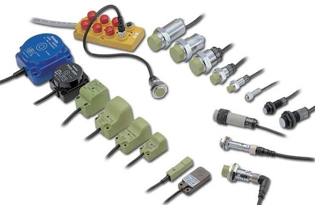 емкостные и индуктивны бесконтактные датчики
