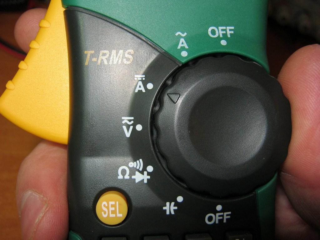 токовые клещи диапазон измерения