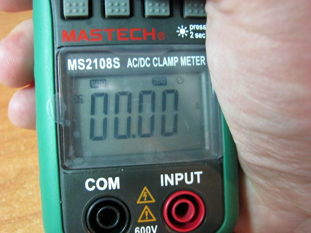 токовые клещи измерение постоянного тока