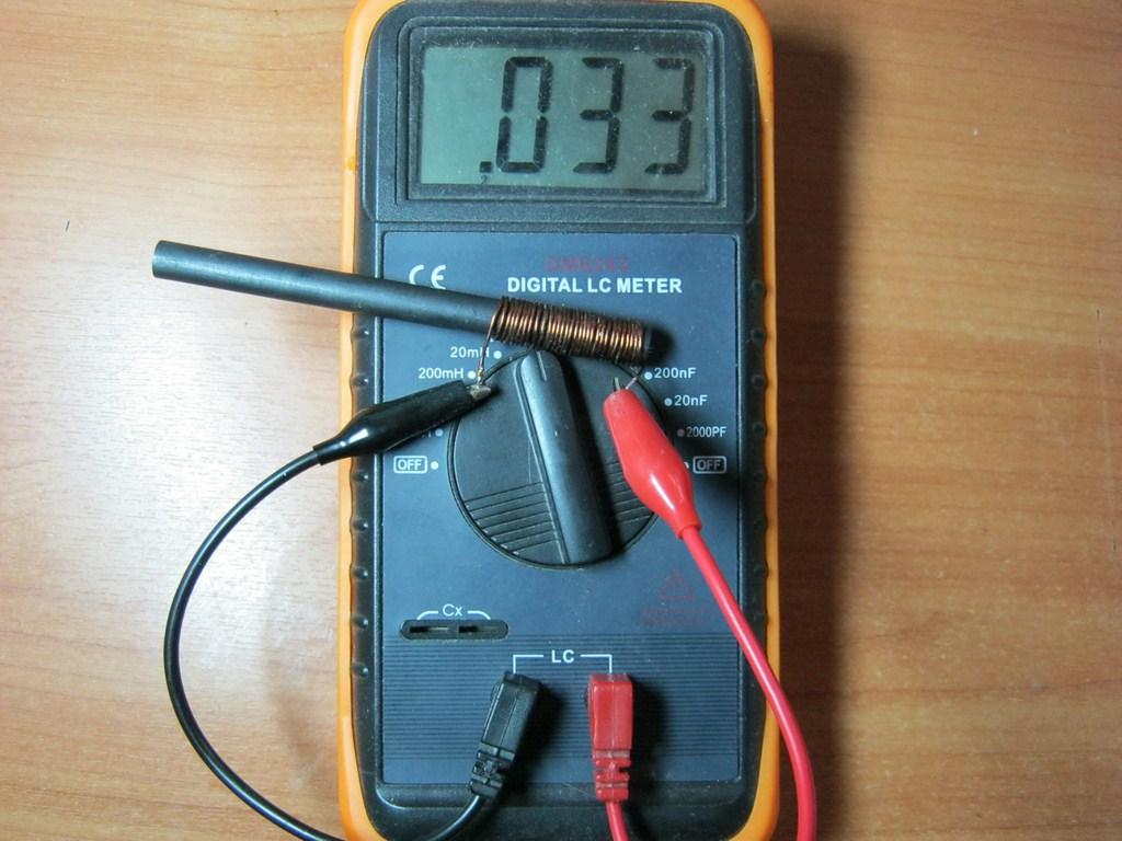 Катушка индуктивности в цепи постоянного и переменного тока