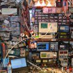 Рабочий стол радиолюбителя