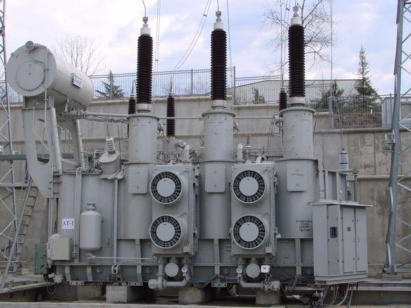 высоковольтный трансформатор