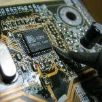 Как паять SMD микросхемы