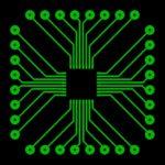 Лазерно-утюжная технология (ЛУТ)