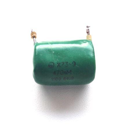 к73-9 советский конденсатор