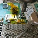 Замена коннектора для АКБ на примере Nokia 6303i