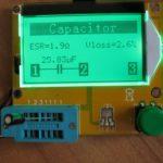 Транзисторметр Mega328