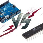 Arduino vs microcontroller AVR