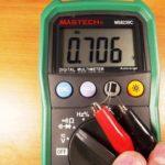 Как проверить полевой транзистор с управляющим P-N переходом