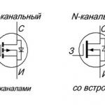 Принцип работы полевого МОП-транзистора