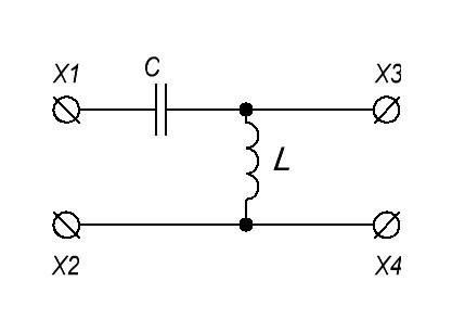 LC фильтр