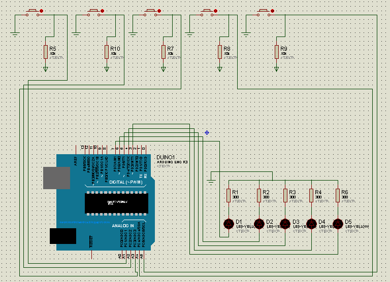Гирлянда на Arduino version 2.0
