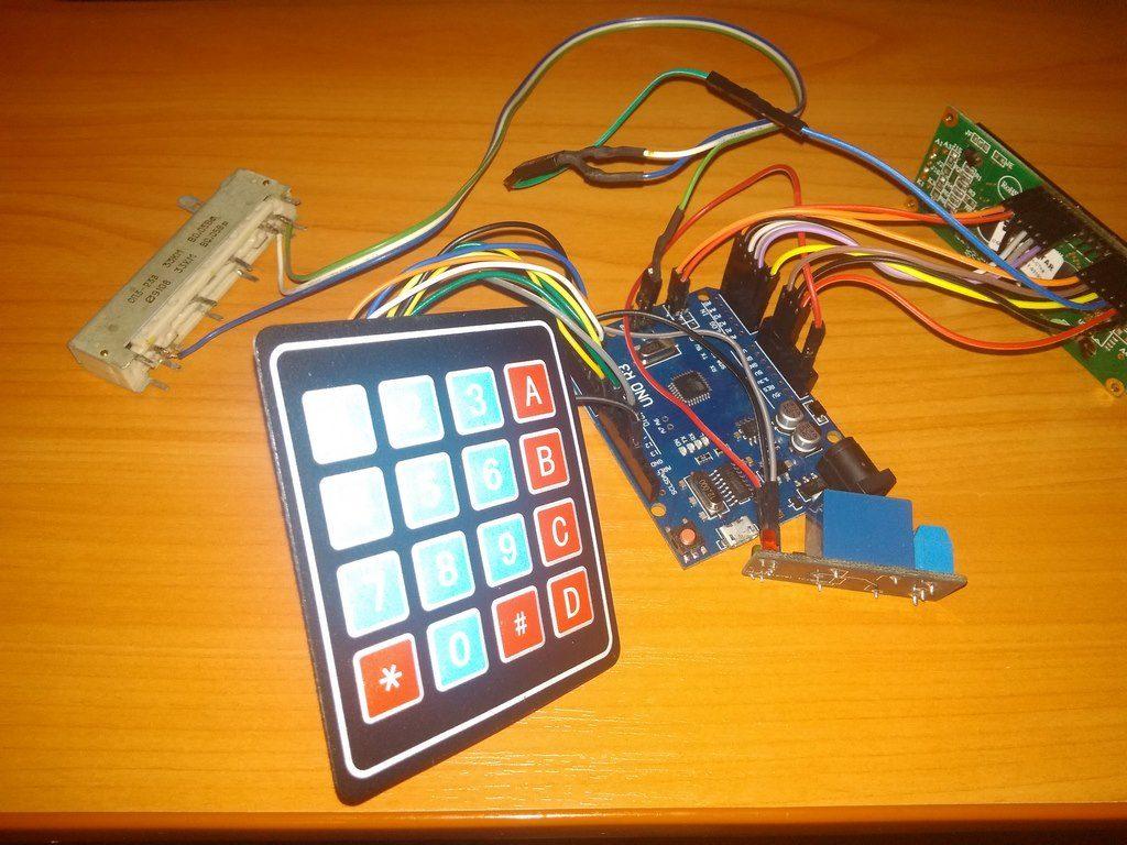 Исполнительный таймер на Arduino