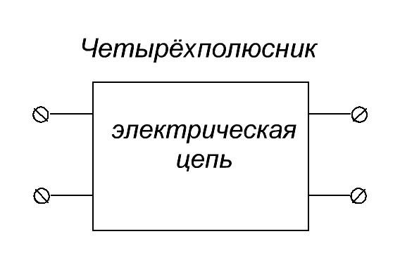 услитель четырехполюсник