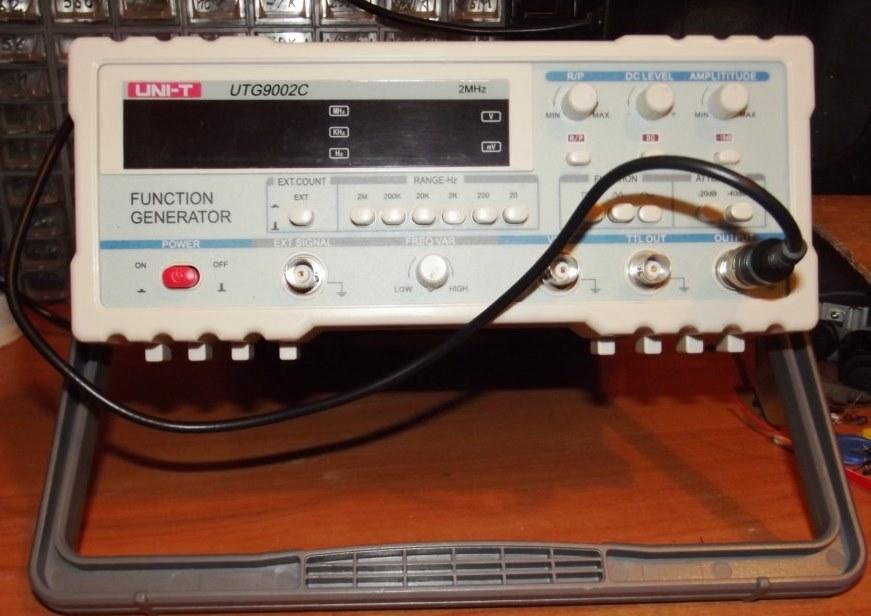 генератор частоты