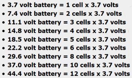 многоэлементные батареи