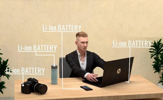 литий-ионный аккумулятор в гаджетах и устройствах