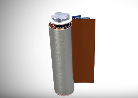 цилиндрический аккумулятор строение