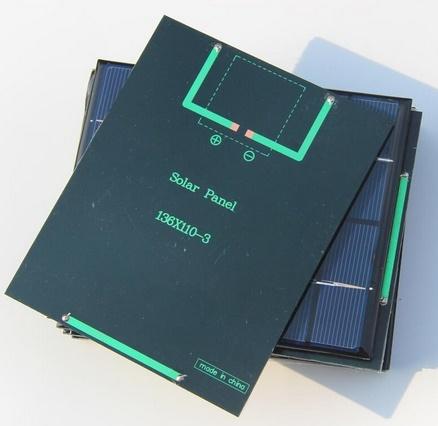 солнечная панель 136х110