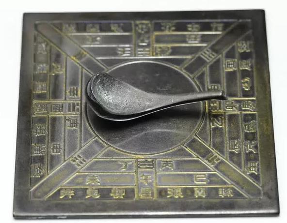 китайский древний компас