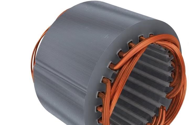 статор асинхронного двигателя в сборе