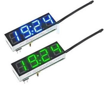 электронные часы собери сам