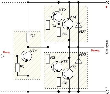 Транзистор инженера Шиклаи