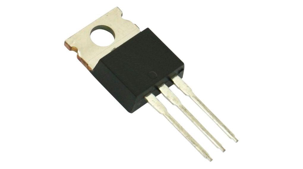 Обычный транзистор