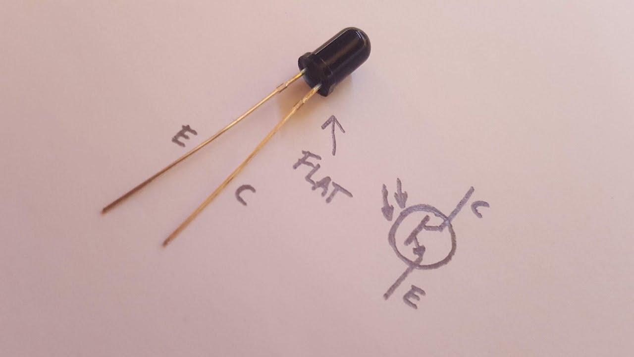 Заключение про фототранзисторы