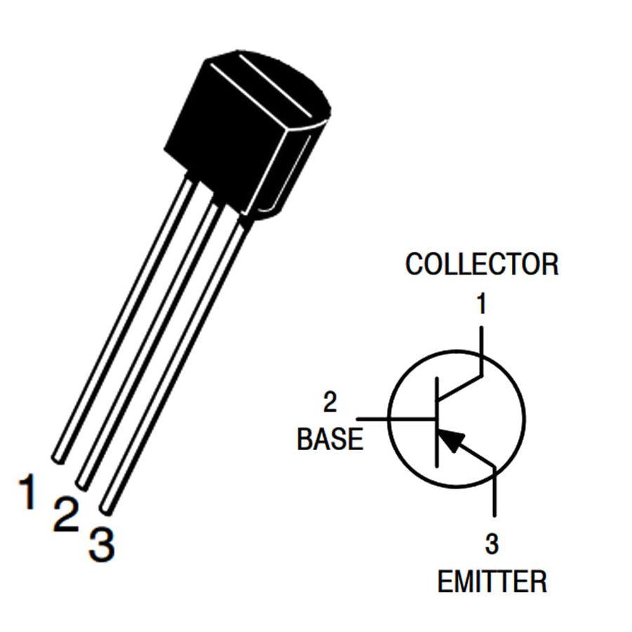 Схема фототранзистора
