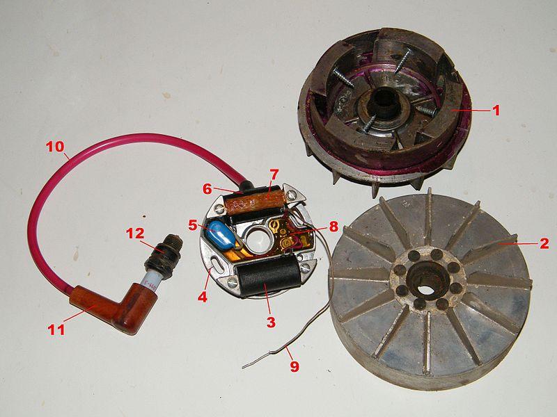 ФТР в электронном зажигании