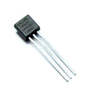 Цифровой датчик температуры DS18B20