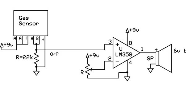 Подключение LM358