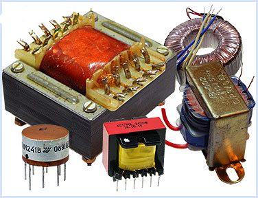 Различные элементы радиоэлектроники