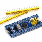 STM32F103C8T6: datasheet, Arduino и blue pill