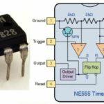NE555: схемы, распиновки, даташиты