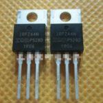 Транзистор irfz44n: распиновка, схемы, аналоги и как подключить