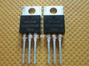 Транзисторы irfz44n